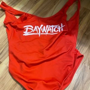 H&M Baywatch One Piece Swimsuit